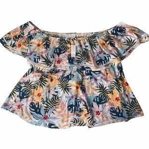 NWT In every story plus size floral blouse 5X